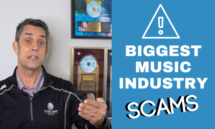 MUSIC BUSINESS SCAMS (What you need to look out for!)