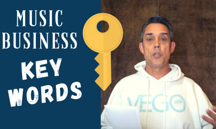 Music Business Lingo & Key Words