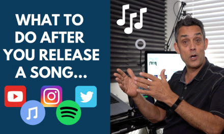 How to Utilize Social Media After Releasing a Song
