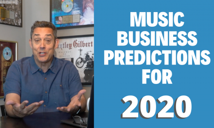 Music Business Predictions for 2020