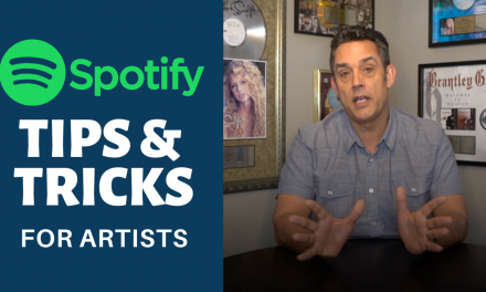 SPOTIFY TIPS & TRICKS FOR ARTISTS