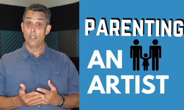 HOW TO PARENT AN ARTIST