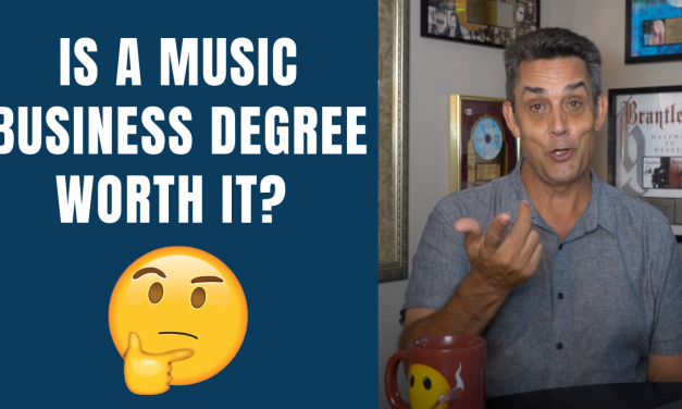 SHOULD YOU GO TO A MUSIC BUSINESS SCHOOL