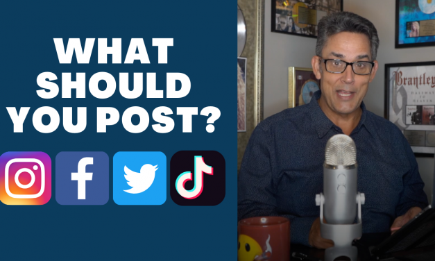 WHAT SHOULD MUSICIANS POST ON SOCIAL MEDIA