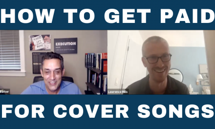 HOW TO GET PAID FOR COVER SONGS