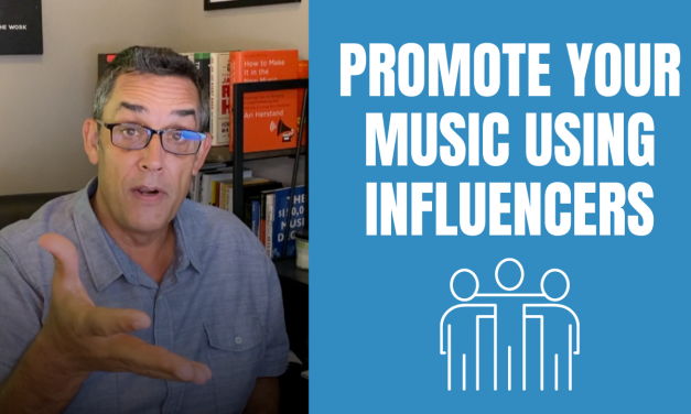 HOW TO PROMOTE YOUR MUSIC USING INFLUENCERS