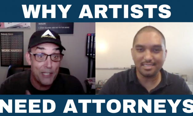 GETTING LEGAL ADVICE AS AN ARTIST